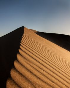 Kelso Dunes by Colin Barrows on 500px