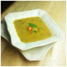 MENU domů - Cizrnová polévka