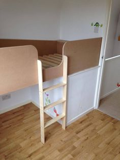 Kids room ideas for boys shared bunk bed ideas Stair Box In Bedroom, Box Room Bedroom Ideas For Kids, Box Room Nursery, Box Room Beds, Small Room Bedroom, Kids Bedroom, Bedroom Decor, Kids Rooms, Childrens Bedroom