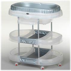Sorelle Aqua Changing Table - babyearth.com - $230