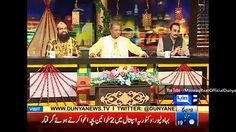 The Awesome World: Mazaaq Raat With Hamza Ali Abbasi & Urwa Hoca On D...