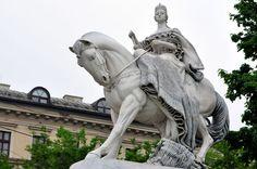 Statue of Maria Theresa, Bratislava
