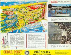 vintage cedar point ohio - Google Search