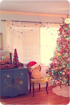 Retro Christmas - more pics at link