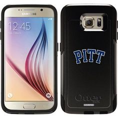 University of Pittsburgh Pitt Design on OtterBox Commuter Series Case for Samsung Galaxy S6