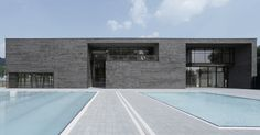 New Swimming Center in Brescia / Camillo Botticini + Francesco Craca + Arianna Foresti + Studio Montanari + Nicola Martinoli
