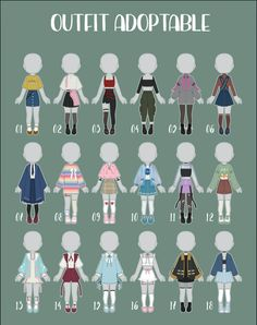 Cute Art Styles, Cartoon Art Styles, Fashion Design Drawings, Fashion Sketches, Dress Design Drawing, Kleidung Design, Drawing Anime Clothes, Clothing Sketches, Neue Outfits