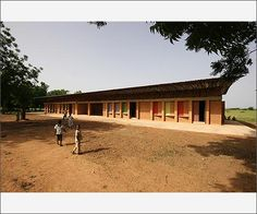 Gando School Extension | Francis Kere Architecture