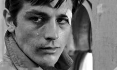 Rocco e i suoi fratelli, Alain Delon, Alain Delon, Young And Beautiful, Beautiful Boys, Heroes Actors, Luchino Visconti, Drawing Exercises, Love Movie, Old Movies, Good Looking Men