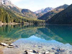 Lago di Anterselva, South Tyrol, Italy