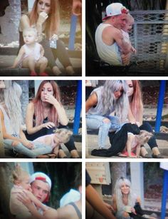Lou, Gemma, Lux, and Josh in Brisbane«Is it just me, or does anyone else think Joshie and Gem would make a rather cute couple?