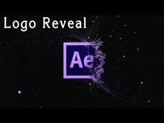 After Effects tutorial that show how to Galaxy Logo reveal with Trapcode Form in After Effects