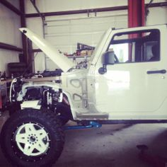 Its getting there! #jeep #lifted #fuelwheels #follow #lonestar4x4 Fuel Wheels #FuelWheels
