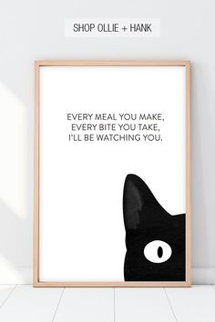 cat wall art printable cat owner humor cat lover gifts cat mom gifts cat owner gifts cat lover humor cat lover art- wall art to print Cat owner humor Cat Lover Gifts, Cat Gifts, Gifts For Cats, Crazy Cat Lady, Crazy Cats, Cat Owner Humor, Arte Black, Gatos Cats, Cat Wall
