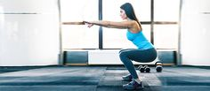 Get your butt in shape (literally) with this easy high intensity workout.