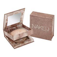 Urban Decay Naked Illuminated Shimmering Powder For Holiday 2013