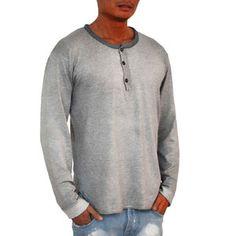 Orlando Shirt Light Gray now featured on Fab.
