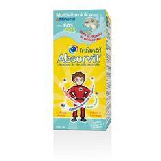 Absorvit Infantil Óleo de Fígado de Bacalhau é um suplemento alimentar, com Vitaminas, Minerais, Oligossacáridos (FOS e GOS) reforçado com Óleo de Fígado de Bacalhau, especialmente desenvolvido para promover o crescimento, desenvolvimento osseo e cognitivo de crianças a partir dos 3 anos de idade.