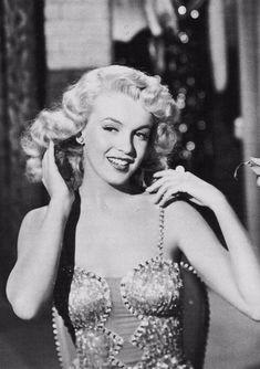 """Marilyn in """"Ladies Of The Chorus"""""""