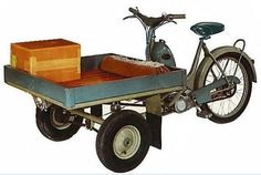 Vilken färg på Crescent 1210 flakmoped? - Experten - Classic Motor Bike Trailer, Interesting History, Wheelbarrow, My Childhood, Cars And Motorcycles, Motorbikes, Sweden, Classic Cars, Nostalgia