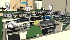 Soundbooth design