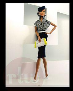3a775d718f57 The Secretary. Fashion Royalty DollsFashion ...
