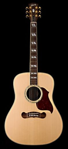 GIBSON Songwriter Deluxe Studio Acoustic Electric Guitar in Natural (Gold HW) (via Guitar Center)