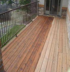 Deck Refinishnig Cost and Deck Repair Cost Denver Colorado - Deck ...