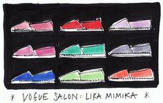 VOGUE Salon: Lika Mimika