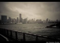 East River From Long Island City