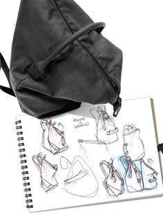 PUMA By Hussein Chalayan Accessories FW11 by Solene Roure, via Behance    So so amazing... LOVE THIS BAG. i want to buy it.