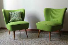 mobilier vintage nordique
