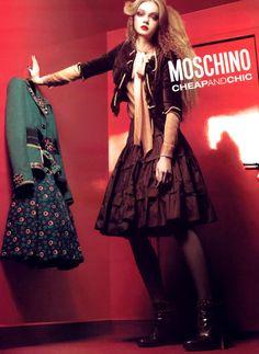 MOSHINO FW05 - by Michelangelo Di Battista