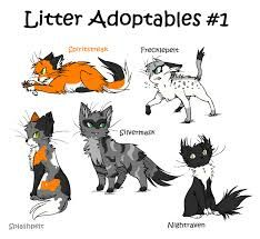 1000 Images About Warrior Cat Adoptables On Pinterest Cats Comment And Warriors