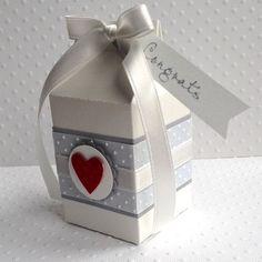 Milk Box, Surprise Box, Carton Box, Explosion Box, Pillow Box, Little Boxes, Stamping Up, Potpourri, Craft Gifts