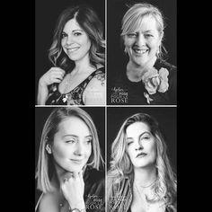 """Mes magnifique bénévoles pour la journée """"Une Pose pour le Rose"""" de dimanche le 9 avril dernier!   Merci x1000! . #UnePosePourLeRose #djuBOX #NoFilter #TousPourUn #MUA #Hair #Benevoles #Portrait #CollegeMarsan . Coiffure : Julie & Samira - Salon Dalia Coiffure Maquilleuse : Laura - @beautyzaul Coordo : Jessica . Merci Josée Broekaert pour la belle photo de Jess! :)"""
