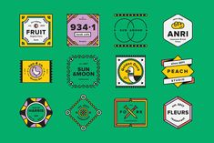 YouWorkForThem's Logo Templates is a vector set of 50 ready-made logo templates that will provide a fresh burst of inspiration while shaving time from your workflow. Simply choose your favorite design and add your own unique spin by changing the font. We …