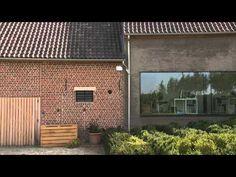 Wienerberger Brick Award 2012 - Rabbit Hole (Arch.: Bart Lens, Hasselt)