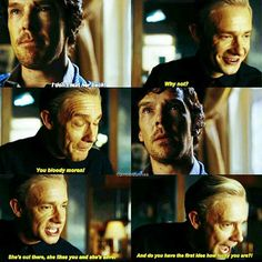 I think he might actually love Molly _(-.-)_/ i'd rather have Johnlock though