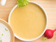 Honey-Mustard Dressing recipe from Food Network Kitchen via Food Network