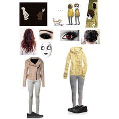 Creepypasta outfits polyvore | Hoodie Creepypasta Outfits Polyvore