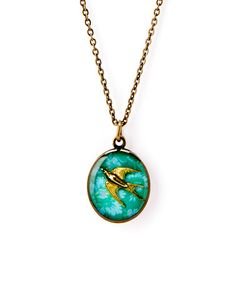 Look what I found on #zulily! Copper Mandarin Zoey Pendant Necklace #zulilyfinds