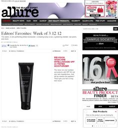 Revision Skincare Intellishade SPF 45 is an Allure Beauty Editor Favorite!