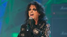 Alice Cooper finds Warhol artwork after decades rolled up in storage [Little Electric Chair 1960's]