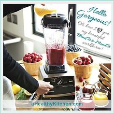 vitamix recipes for a healthy weight loss plan