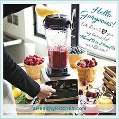 vitamix recipes for a healthy weight loss plan - ahealthykitchen. vitamix recipes for a healthy Pastas Recipes, Quick Recipes, Beef Recipes, Ninja Recipes, Nutribullet Recipes, Smoothie Recipes, Salad Recipes, Isagenix, Weight Loss Plans