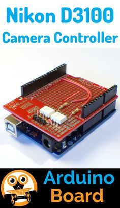 Control a DSLR using an Arduino and a few parts. www.arduino-board.com