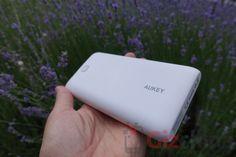 Novedad: Batería Aukey de 20.000 mAh: Unboxing y review en español