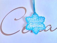 Tag Personalizada - Recorte especial floco de neve  cenarium.arte@hotmail.com Consulte outros temas!