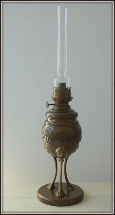 lampa naftowa z 1870 (5760266315) - Allegro.pl - Więcej niż aukcje.